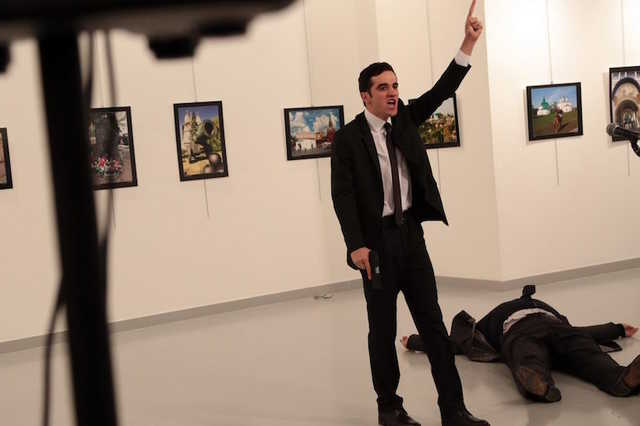 В Турции арестовали ключевого фигуранта дела об убийстве посла России Андрея Карлова
