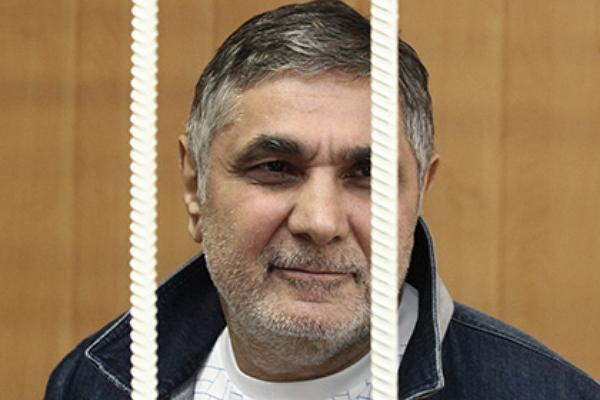 ФСБ сняла с Ламонова обвинения во взятке от Шакро
