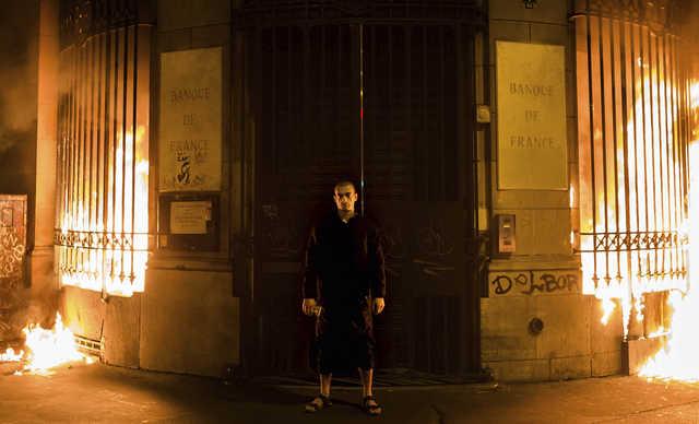 Соратница художника Петра Павленского о французской тюрьме: «Мусара ссут узников»