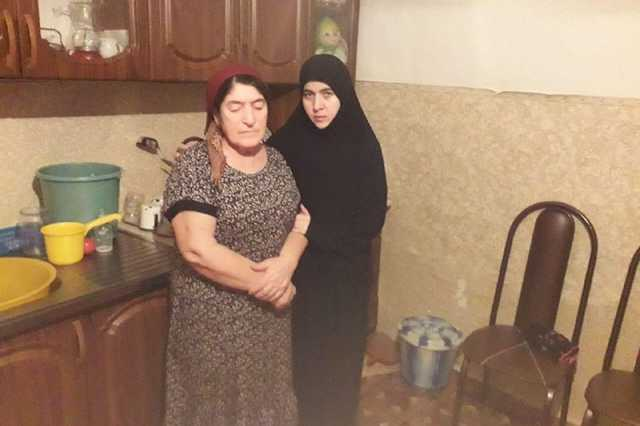 Пропавшую вдову казненного в Грозном Зелимхана Джабаева обнаружили дома