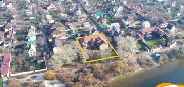Киевский особняк на земле топ-налоговика продают за 4,5 миллиона