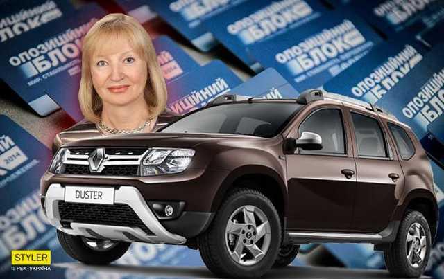 """Депутат """"Оппоблока"""" получила из бюджета материальную помощь на лечение и купила дорогое авто"""