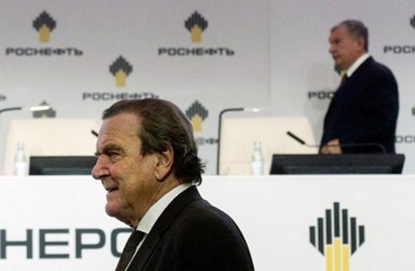 Герхард Шредер готов работать в «Роснефти», как никогда не работал на должности канцлера