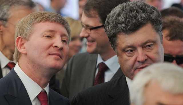 Саакашвили рассказал о вооруженных группировках Ахметова и Порошенко