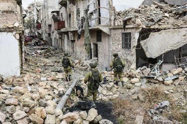"""""""Не бросили"""": командир """"Вагнера"""" озвучил число уничтоженных в Сирии наемников"""
