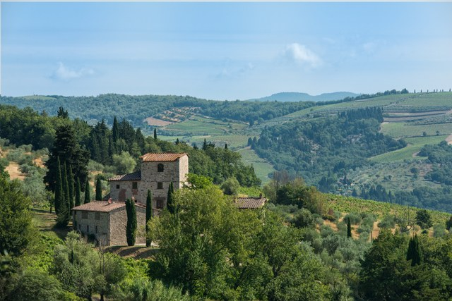 В Италии выставили на продажу виллу Микеланджело за $9,27 млн