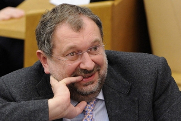 Депутат Резник сдался Испании