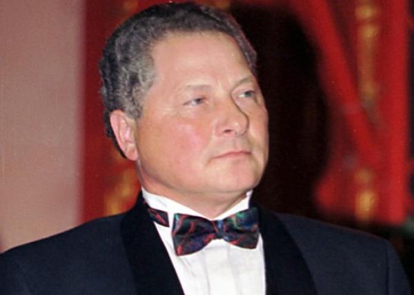 Старик-разбойник Владимир Тумаев