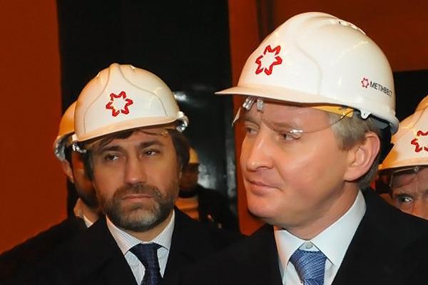 Ахметов и Новинский расширяют ореховый бизнес