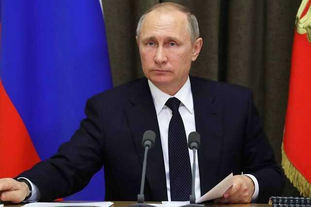 Путин назвал обвинения Лондона по «делу Скрипаля» бредом и чушью