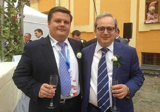 Благодаря бизнесмену из Днепра вице-президент российского Газпромбанка избавился от завода в Чехии