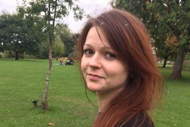 СК обнародовал видео вылета Юлии Скрипаль из Шереметьево в Лондон