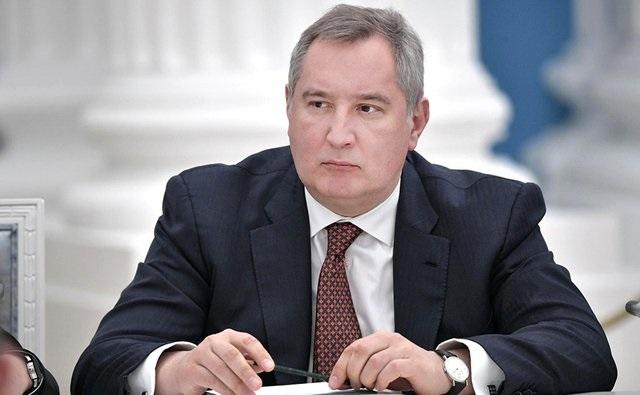 Уступите место, господин Рогозин