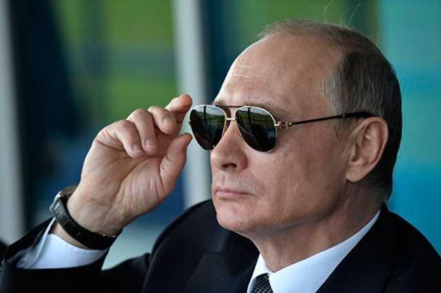 Путина не включили в список самых влиятельных людей мира