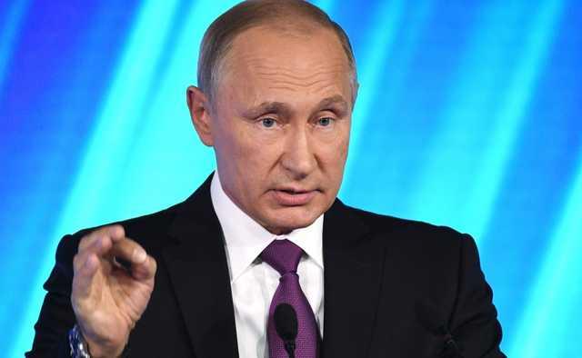 Путин устроил новые чистки в рядах генералов