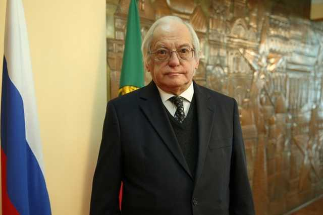 В Лиссабоне умер посол России в Португалии
