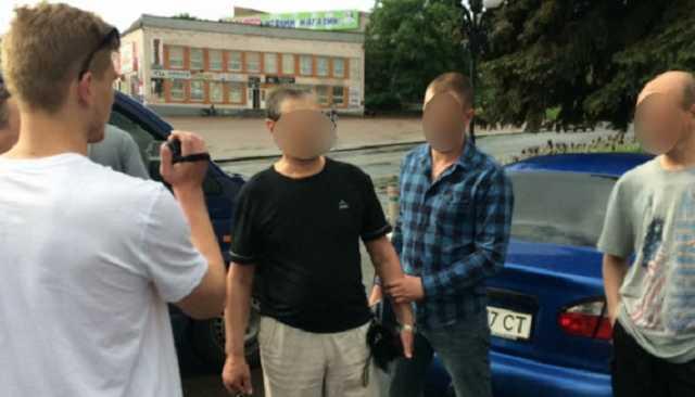 В Богуславе на взятке задержали депутата