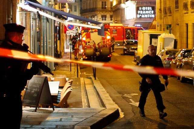 Нападение с ножом на прохожих в Париже совершил выходец из Чечни