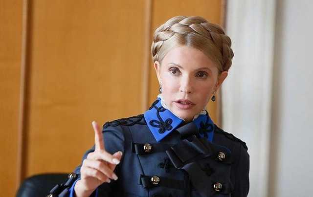 НАБУ готовится завести криминал на Тимошенко
