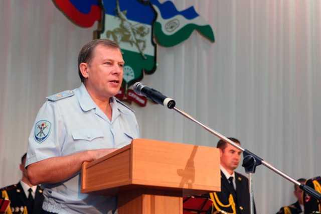 Заместитель министра МВД Башкирии лишился поста