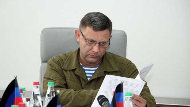 Названо имя возможного заказчика убийства Захарченко