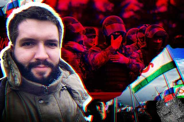 Голый в поле не воин. Российского активиста в Ингушетии похитили, избили и запугивали смертью семьи