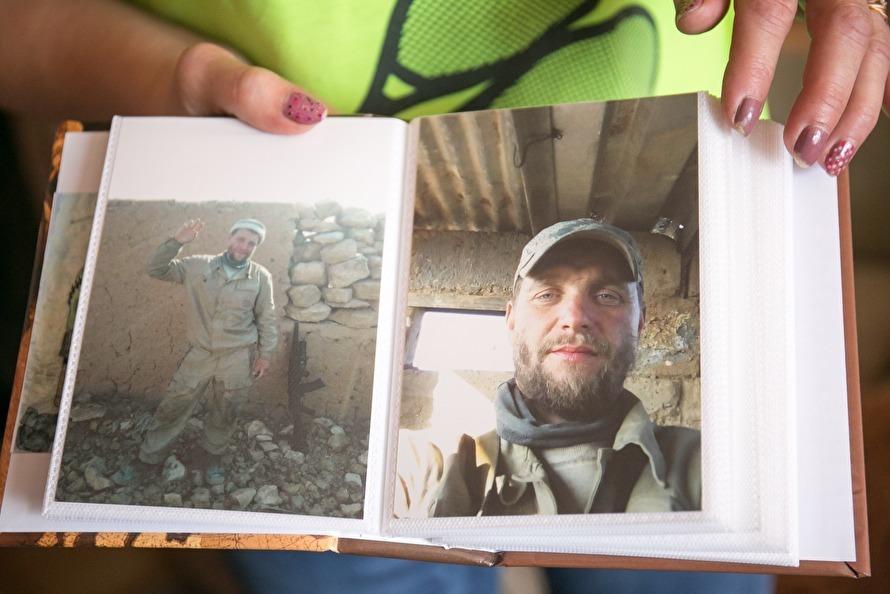 Бойцы ЧВК Вагнера в Сирии. Фото предоставлено семьей Станислава Матвеева, чье имя попало в списки погибших